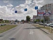 На оживленных магистралях Челябинска изменили схему дорожного движения. Налево нельзя.