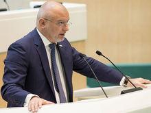 Больше рыбы, больше денег:сенатор Андрей Клишас заступился за красноярскую нельму и муксун