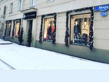 Витрины магазинов на проспекте Мира получат праздничную подсветку