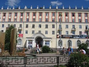 В Екатеринбурге выставили на продажу помещения кинотеатра «Заря»