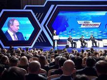Путин призвал бизнес не гнаться за прибылью. И поддержал ритейлеров в споре с банкирами