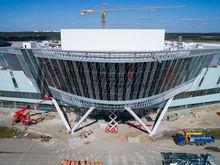 Стоимость строительства Конгресс-центра в Екатеринбурге превысит 10 млрд руб.