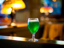 Новосибирская пивоварня GUSI придумала варить зеленое пиво