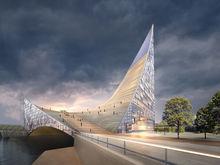 Девятиэтажный перевал: челябинский урбанист раскритиковал масштабный проект конгресс-холла