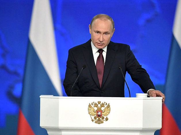 Бизнес не должен ходить под статьей. Путин о борьбе с бедностью и свободе предпринимателей
