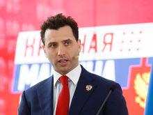 Власти Челябинской области обсудили с Ротенбергом строительство новой хоккейной арены