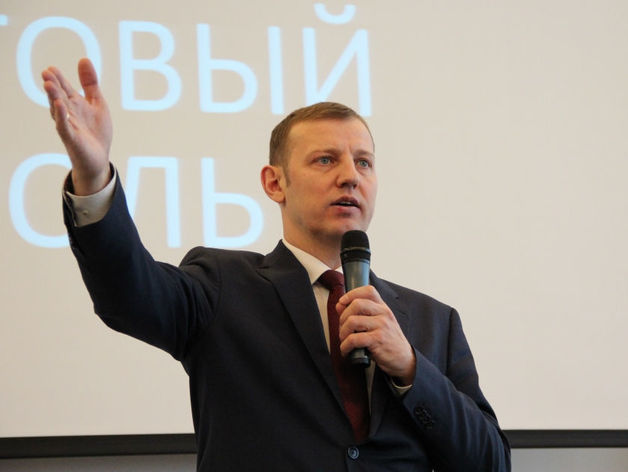 Олег Сгонников