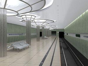 Строителей станции метро «Стрелка» подозревают в хищении 150 млн руб.