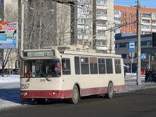 Вынужденная мера: в Челябинске запустили бесплатный троллейбус