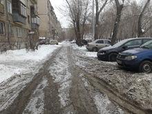 «Посильный подарок»: новый мэр Челябинска поручил убрать снег к 8 марта