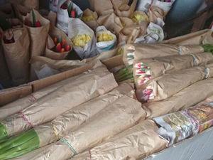 Из Челябинской области запретили вывоз тюльпанов в Казахстан к 8 марта