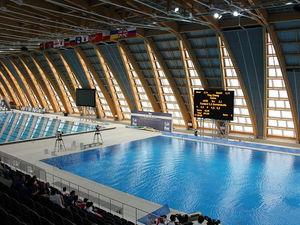 РМК построит дворец водных видов спорта в Екатеринбурге. При одном условии
