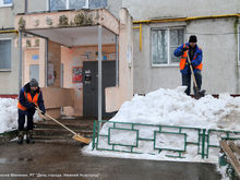 Штрафы на 9,5 млн руб. выписали за некачественную уборку снега