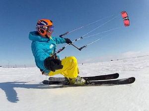 Спорт и семейный отдых: на Тургояке пройдет кубок по зимнему кайту