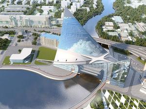 В Челябинске затраты на конгресс-холл «Крылья» резко выросли