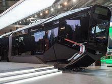 «Красивый, но нетехнологичный». УВЗ отказался от суперсовременного трамвая R1
