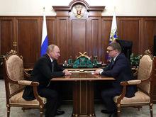 Экс-норильчанин Алексей Текслер назначен врио губернатора Челябинской области