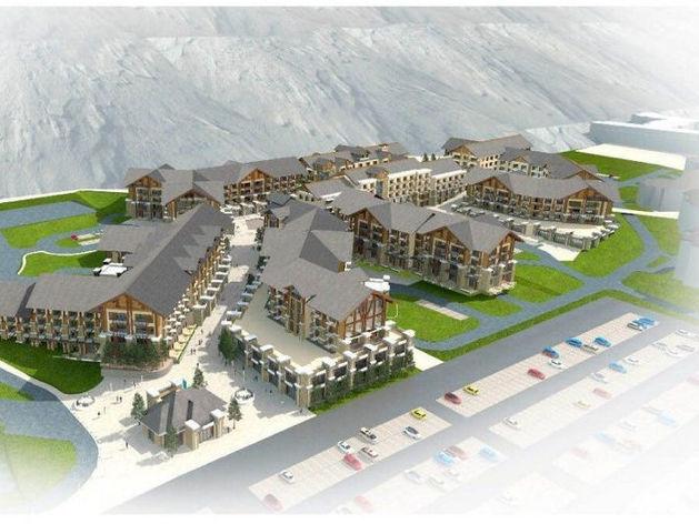 Проект горнолыжной деревни на «Горе Белая»