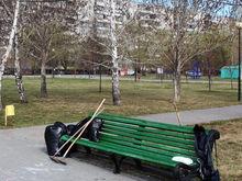Не снег, так грязь: в Челябинске выписали более 100 замечаний по уборке улиц и дворов