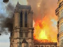 Трагедия, но не гибель. Пожар в парижском соборе Нотр-дам-де-Пари. Можно ли его спасти?