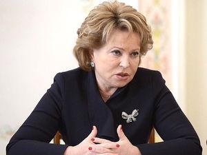 Спикера Совфеда Валентину Матвиенко готовится сменить глава Службы внешней разведки