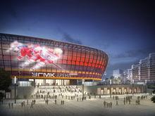 Андрей Козицын оценил строительство ледовой арены в центре Екатеринбурга в 10 млрд руб.