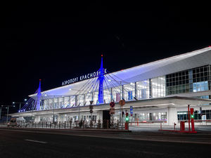 В красноярский аэропорт могут инвестировать 1,9 млрд рублей