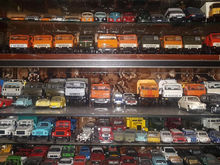 Красноярец продает коллекцию автомобильных моделей за 850 000 рублей