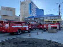 «Нотр-Дам де Челябинск»: в отеле «Аврора» произошел пожар