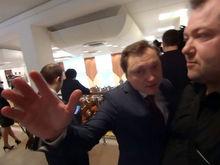 Красноярский журналист, которого не пустили в Заксобрание, обратился в прокуратуру