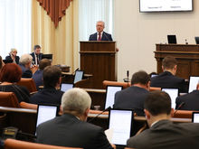 Александр Усс рассказал о переводе головных офисов компаний в Красноярск