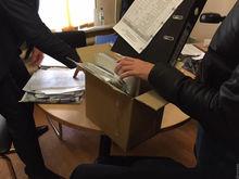 Обыски по делу Абызова проходят в управлении капстроительства мэрии