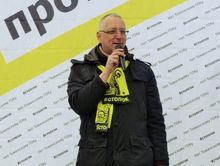 Алексей Текслер отказался лично встречаться с лидером протеста против ГОКа