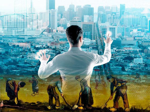 «Еще неясно, кто выживет». Топ-менеджер Huawei — об умных городах и первобытных людях