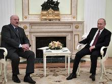 Путин встревожен потерей контроля над Беларусью. Он думает возглавить союзное государство