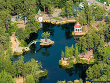 В Челябинске парк Гагарина передают коммерсантам: плюсы и минусы