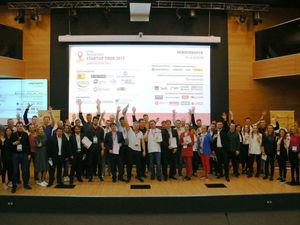 Проект из Барнаула победил в конкурсе Startup Tour в Новосибирске