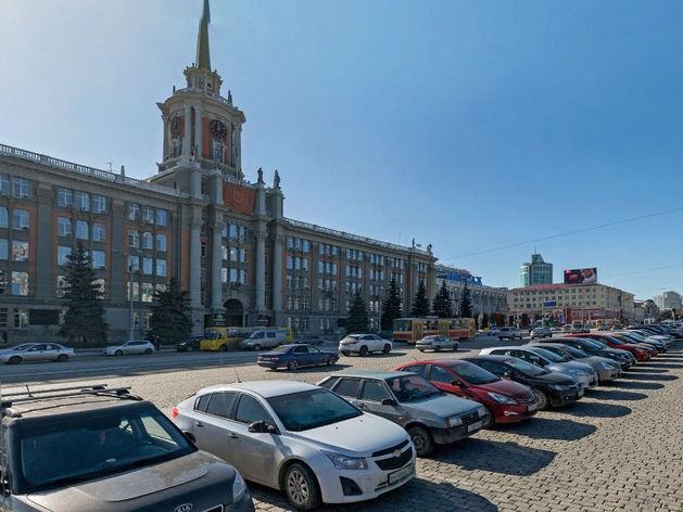 На площади 1905 года разрешили строить подземную парковку