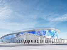 Как будет выглядеть нижегородский ледовый дворец? Проект отправлен на экспертизу