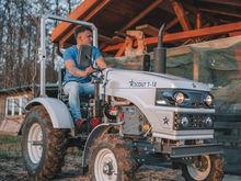 Трактор по цене мотоблока: для фермерства, ЖКХ и садоводства