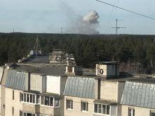 Испортили воздух. Дзержинский завод взрывчатых веществ оштрафован за пожар в цеху