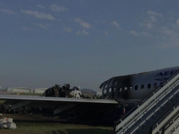 Ошибка пилотов? Следствие расследует действия экипажа SSJ 100 «Аэрофлота» при посадке