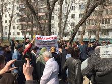 «Будет стоять забор»: Арбузов оспорит решение мэрии о стройке скандального ТК в Челябинске