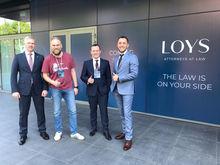 Россия, Европа, Азия и США: Екатеринбургское адвокатское бюро начало масштабную экспансию