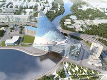 «Возможно, изменится высота»: в Челябинске удешевят стройку конгресс-холла