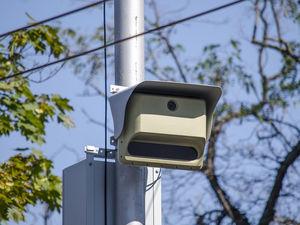 В Красноярске установят 19 новых камер фиксации нарушений ПДД