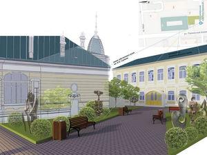 Красноярцев зовут на публичное обсуждение проекта «Музейного квартала»