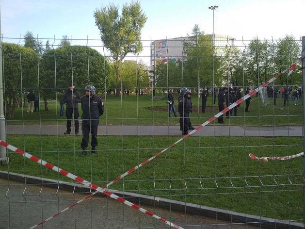 В Кремле раскритиковали протестующих против строительства храма в Екатеринбурге