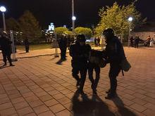 33 vs 68. МОБ и правозащитники разошлись в данных о задержанных на митинге 15 мая
