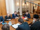 Два новых сквера за один с храмом: власти, бизнес и РПЦ  обсудили озеленение Екатеринбурга